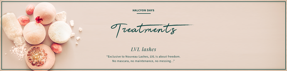 LVL Lashes | Halcyon Days Skincare and Beauty Salon in Bury St. Edmunds